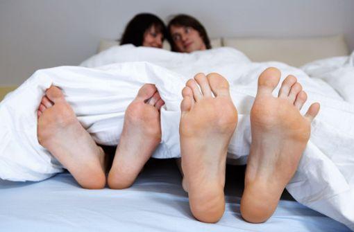 Studie: Mehr Sex wegen Corona