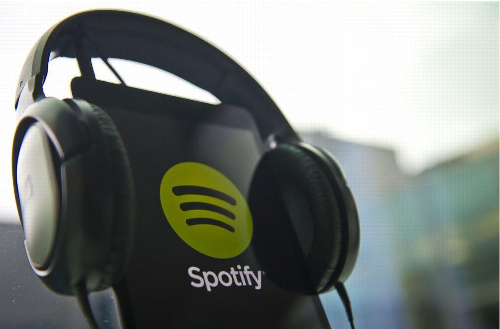 Der Musik-Streaming Dienst Spotify hat ausgewertet, welche Songs und welcher Künstler in diesem Jahr am häufigsten gestreamt wurden. Foto: dpa
