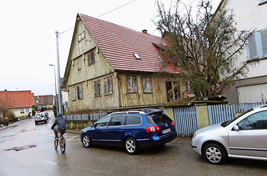 Unbewohnte Häuser sind wie Baulücken ein Potenzial für die Nachverdichtung. Foto: Häusser