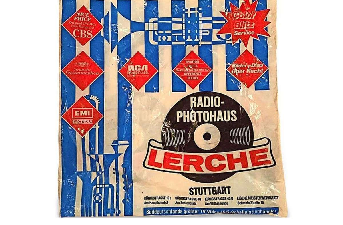 Die 1959 gegründete Lerche war eine Institution in Stuttgart. Im Jahr 2004 musste sie für immer schließen. Foto: StZ-Archiv
