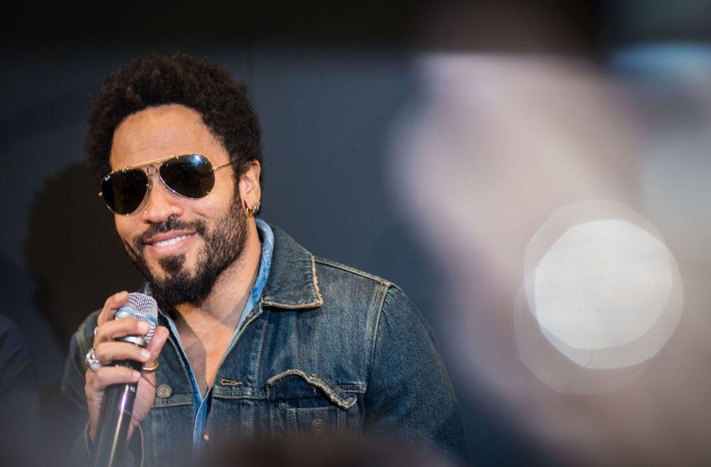 Lenny Kravitz Foto: dpa