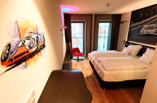 Hotelumsätze brechen um  90 Prozent ein