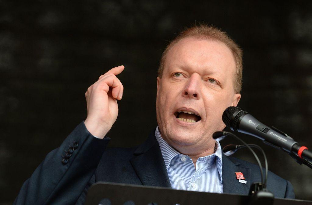 Der DGB-Landesvorsitzende Nikolaus Landgraf will noch vor Ablauf seiner Amtsperiode abtreten und etwas Neues in Brüssel wagen. Foto: dpa