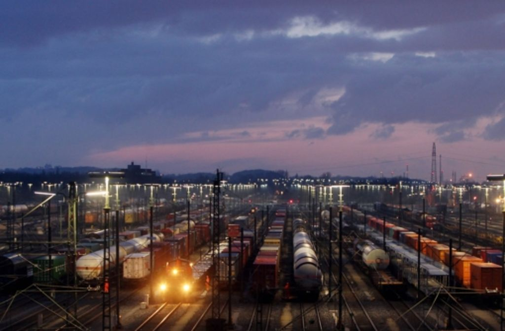 Der Wettbewerb hat nach Einschätzung der Experten das System Schiene vorangebracht. Foto: dpa