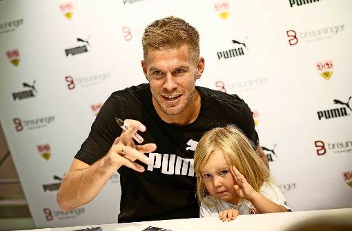 VfB-Torschützenkönig Simon Terodde ist gefragt