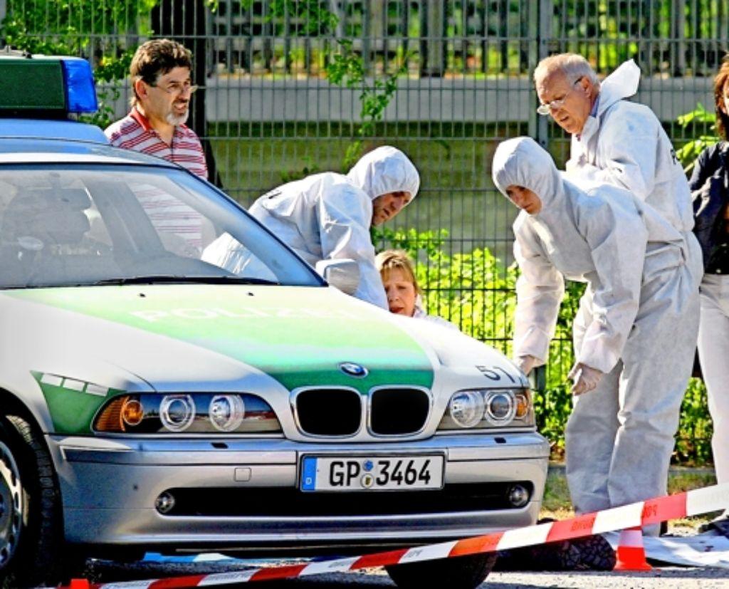 Der Mord an der Polizistin Michèlle Kiesewetter in Heilbronn wirft nach wie vor viele Fragen auf. Foto: dpa