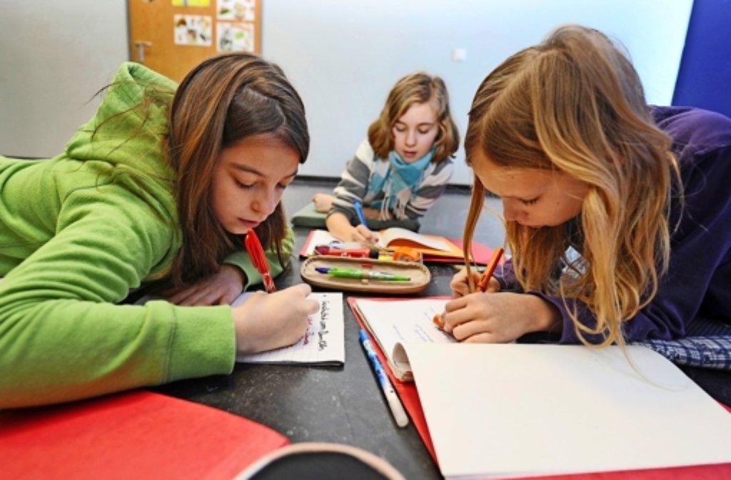 Für das kommende Schuljahr hat das Land 62 neue Gemeinschaftsschulen genehmigt. (Symbolfoto) Foto: dpa
