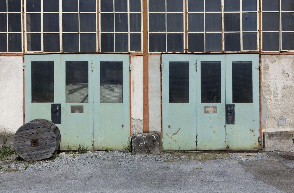 Einige Gebäude auf dem Kaelble-Areal in Backnang  haben bessere Tage gesehen. Foto: Eppler/Archiv