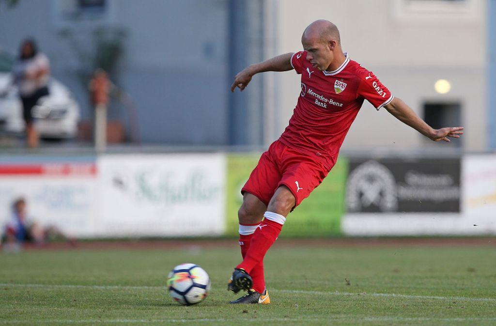 Tobias Werner soll beim VfB eine neue Führungsaufgabe übernehmen. Foto: Baumann