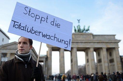 Die Vorratsdatenspeicherung ist in Deutschland heftig umstritten. Foto: dpa