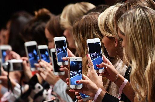 In Deutschland stagniert das Geschäft mit den Smartphones
