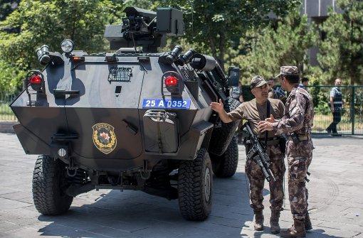 Hinweise auf Folter in der Türkei