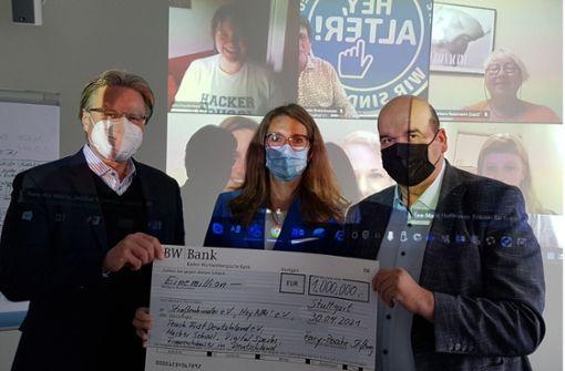 Fünf Millionen für die Ferry-Porsche-Stiftung