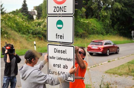 Bund gibt Stadt 19,7 Millionen  für saubere Luft