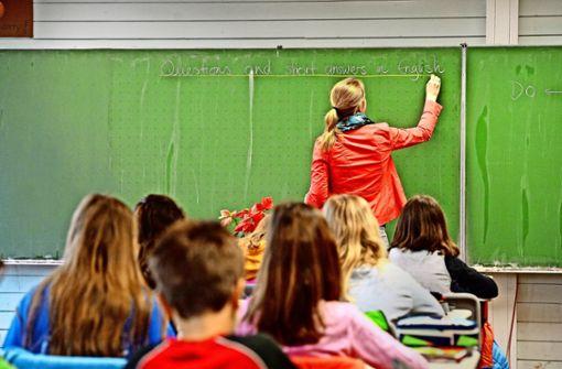 Das Schulamt ist noch auf Lehrersuche