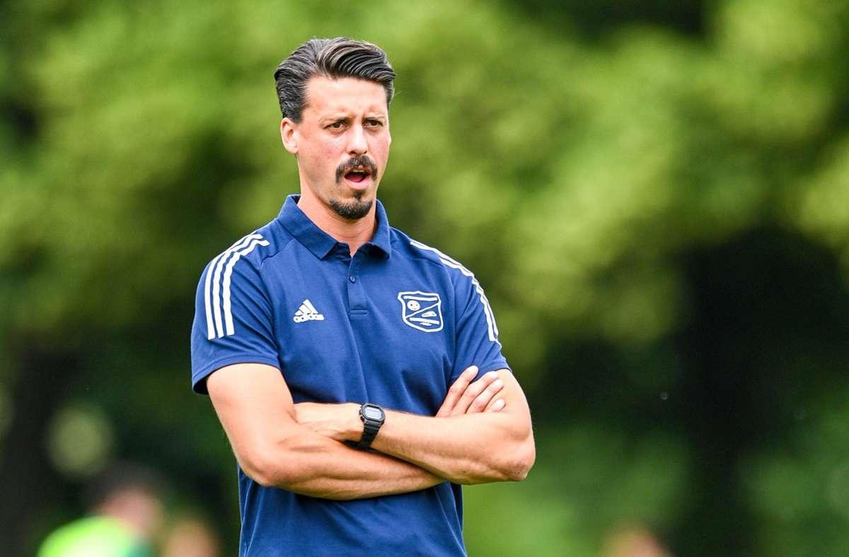 Sandro Wagner wird Cheftrainer bei Haching. Foto: imago images/foto2press/Sven Leifer