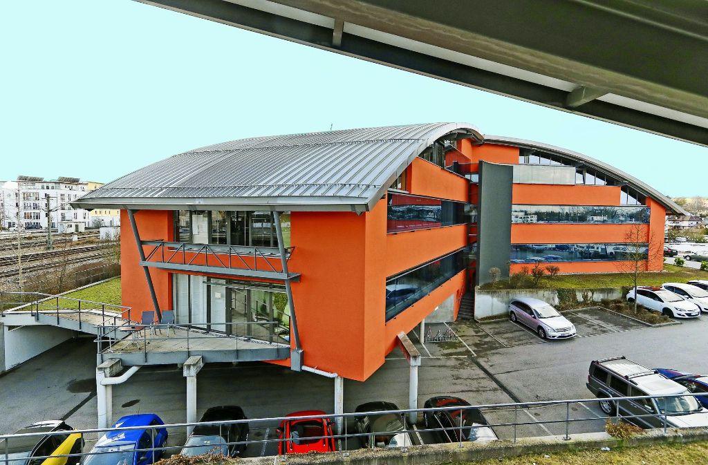 Die Geschäftsträume von EN Storage in Herrenberg sind aufgegeben. 76 Beschäftigte haben ihre Arbeit verloren. Foto: factum/Granville