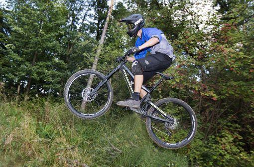 Warten auf Konzept für Mountainbike-Strecken