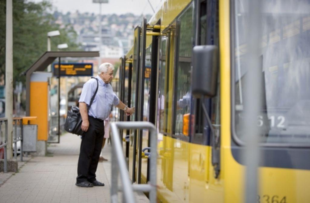 Die Fahrgäste der Stadtbahn müssen in den nächsten Jahren wegen der Umbauarbeiten wegen Stuttgart21 mit Veränderungen rechnen. Foto: Michael Steinert