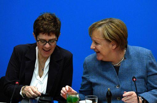 CDU-Richtungsstreit ist voll entbrannt