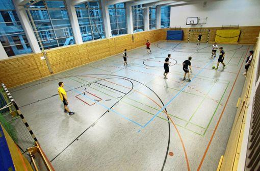 Diebstahlserie in Ludwigsburger Sporthallen