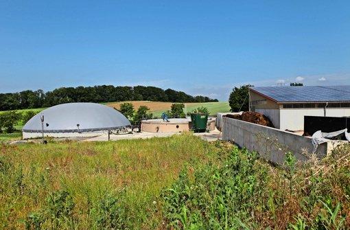 biogas energie aus gras und kraut das eh da ist wissen stuttgarter zeitung. Black Bedroom Furniture Sets. Home Design Ideas