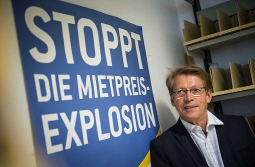 Verbände fordert gesetzliche Bremse gegen Mieterhöhungen