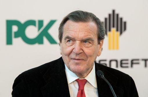 Kiew: Sanktionen gegen Rosneft-Chefaufseher prüfen