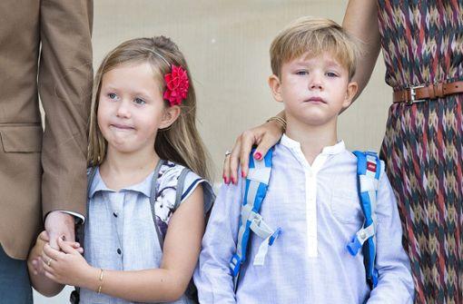 Kinder von dänischem Kronprinz Frederik feiern Geburtstag