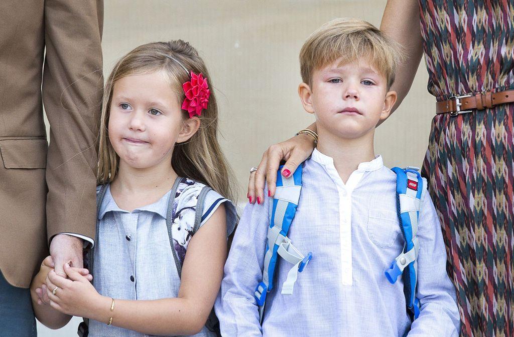Prinz Vincent und Prinzessin Josephine haben Geburtstag. Foto: RoyalPress