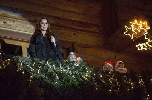 andrea berg singt in kleinaspach berg weihnachten rems. Black Bedroom Furniture Sets. Home Design Ideas