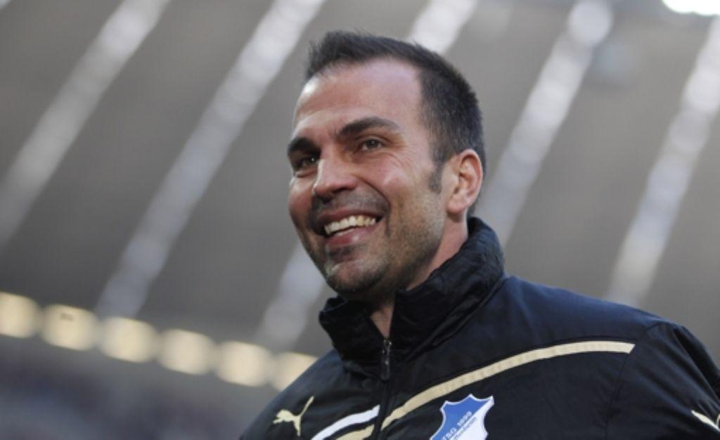 Als Hoffenheimer Trainer will Markus Babbel seinen früheren Club ärgern. Foto: dapd