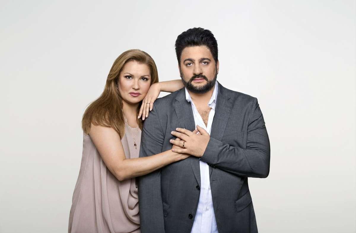 Anna Netrebko und Yusif Eyvazov Foto: Vladimir Shirokov
