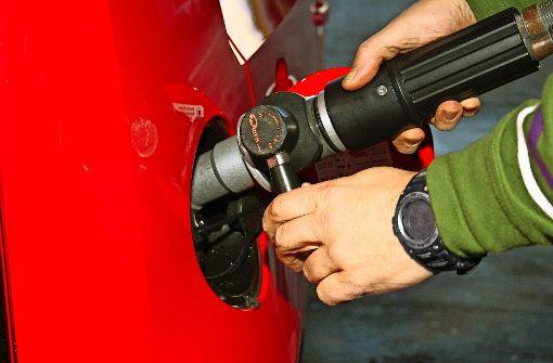 Gasautos –  sauber,   aber kaum gefragt