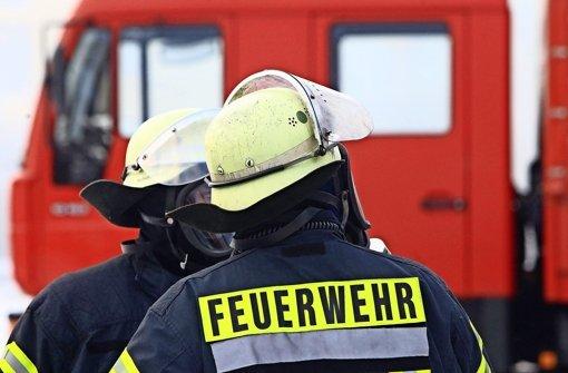 In Ulm war am Sonntagabend ein Feuer in einer Asylbewerberunterkunft ausgebrochen. (Symbolfoto) Foto: dpa