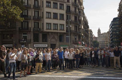 Aktivisten-Inhaftierung verschärft Katalonien-Krise