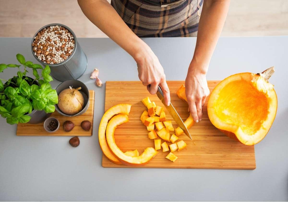 Kann man Kürbis roh essen? Foto: Alliance Images/Shutterstock