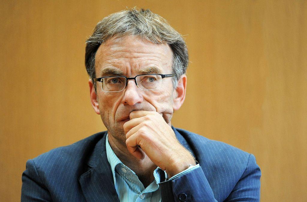 Wie geht es nach der Razzia bei Bürgermeister Werner Wölfle weiter? Foto: dpa
