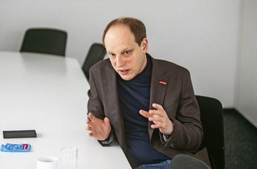 Jens Schmitt verlässt die Geschäftsführung