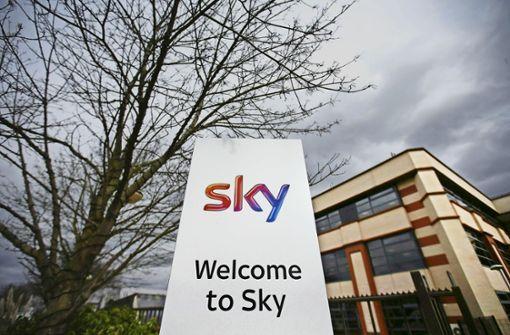 Netflix und Sky rüsten sich