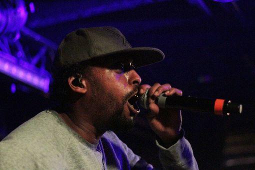 Live vom Afrob-Konzert in der Schräglage Stuttgart