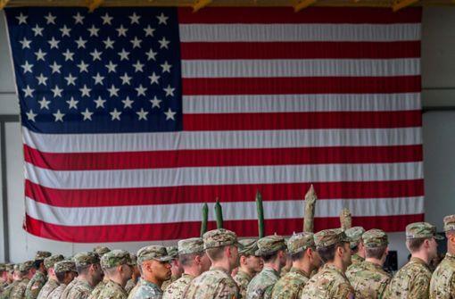 USA verlegen Europa-Kommando von Stuttgart nach Belgien