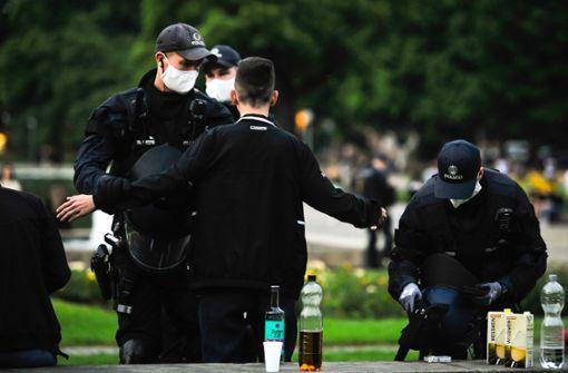 Datenschützer stützt Vorgehen der Polizei