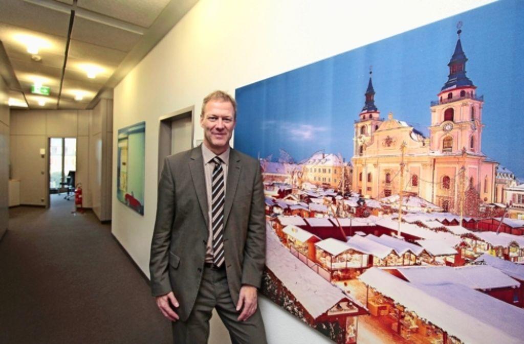 Holger Schumacher Foto: factum/Granville