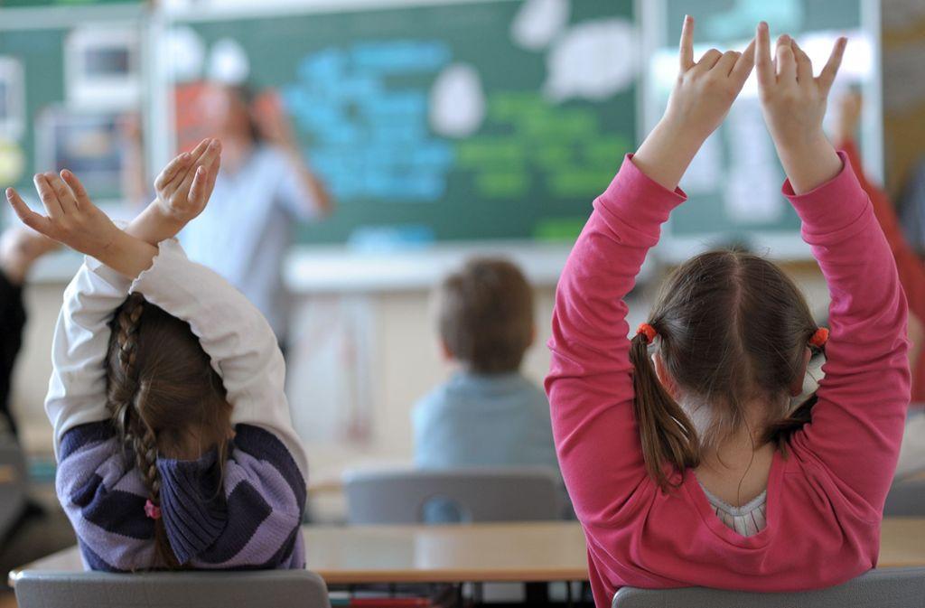 Schüler brauchen auch Erfolgserlebnisse – die hängen aber oft davon ab, ob das Kind die passende Schulart besucht. Foto: dpa