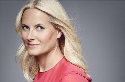 Die Norweger lieben Mette-Marit