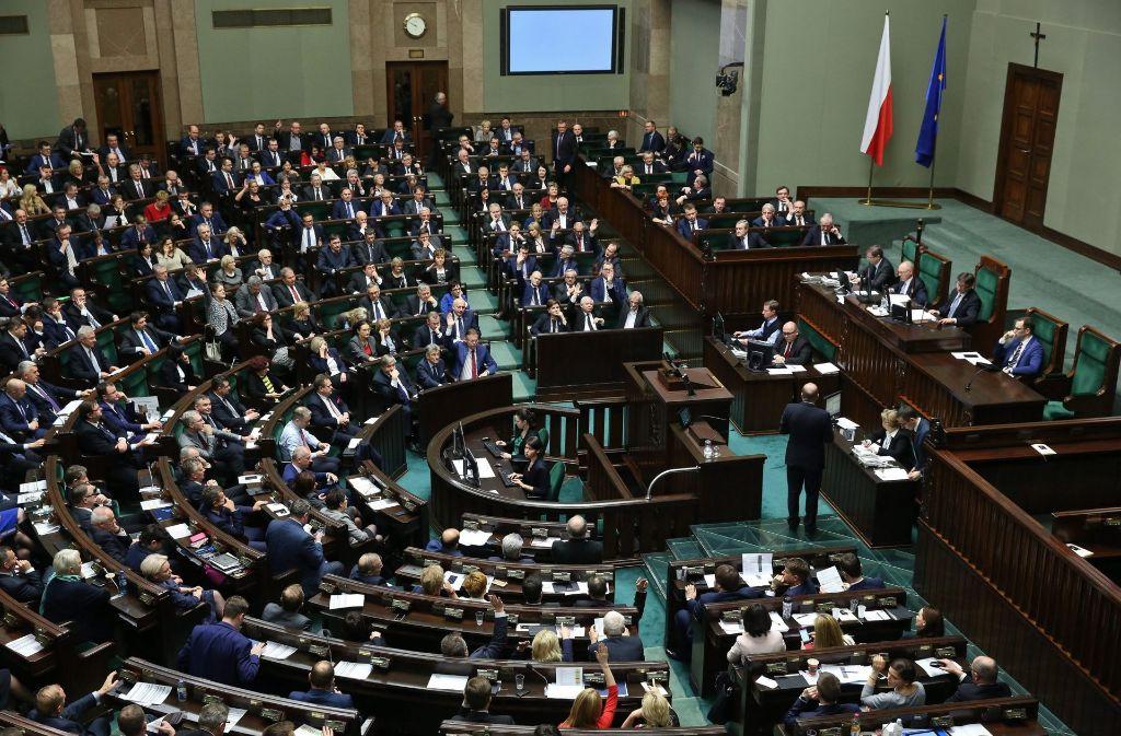 Das polnische Parlament hat das weitgehende Aus für Sonntagsverkäufe beschlossen. Foto: PAP