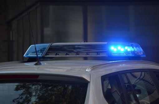 Verfolgungsfahrt mit der Polizei