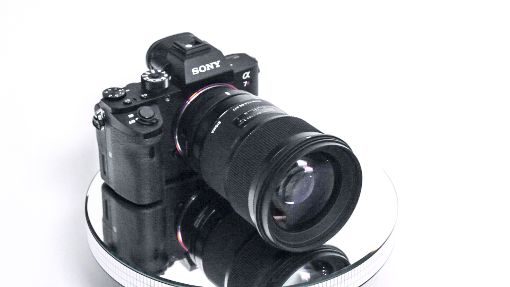 Sony Alpha 7 R II - Videoansicht