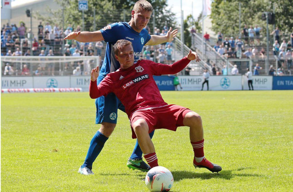 Stuttgarter Kickers Fussball